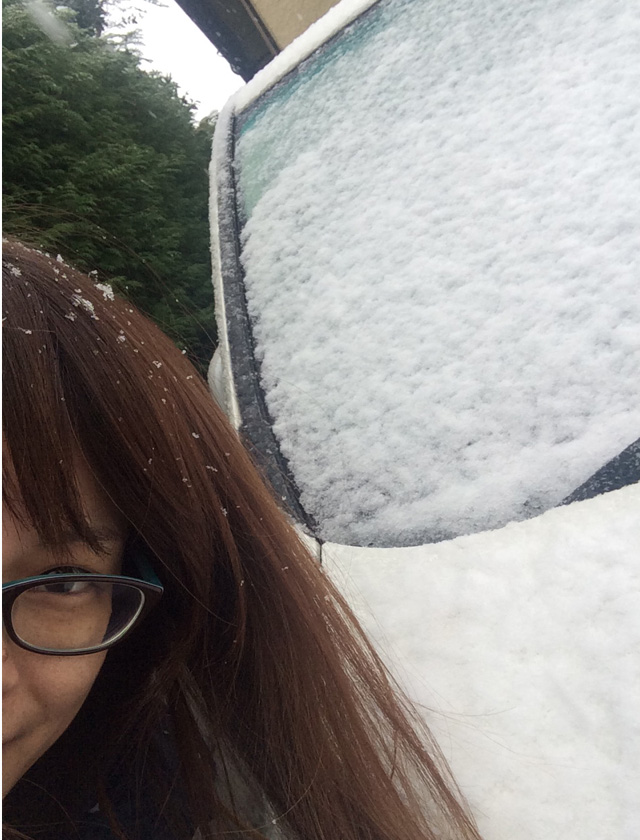 船橋デリヘル 風俗|人妻デリバリーヘルス『秘密倶楽部 凛 船橋店』奈々海さんの写メ日記【白い!雪!!】